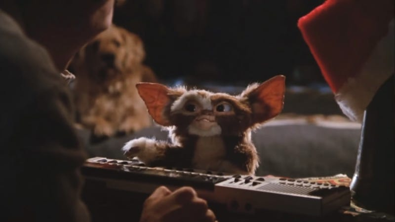 Illustration for article titled Gizmo and Mr. Wing will lead a new Gremlins animated series