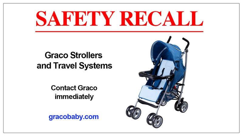 Illustration for article titled Stroller Recalled After Manufacturer Discovers Branding Not Visible Enough