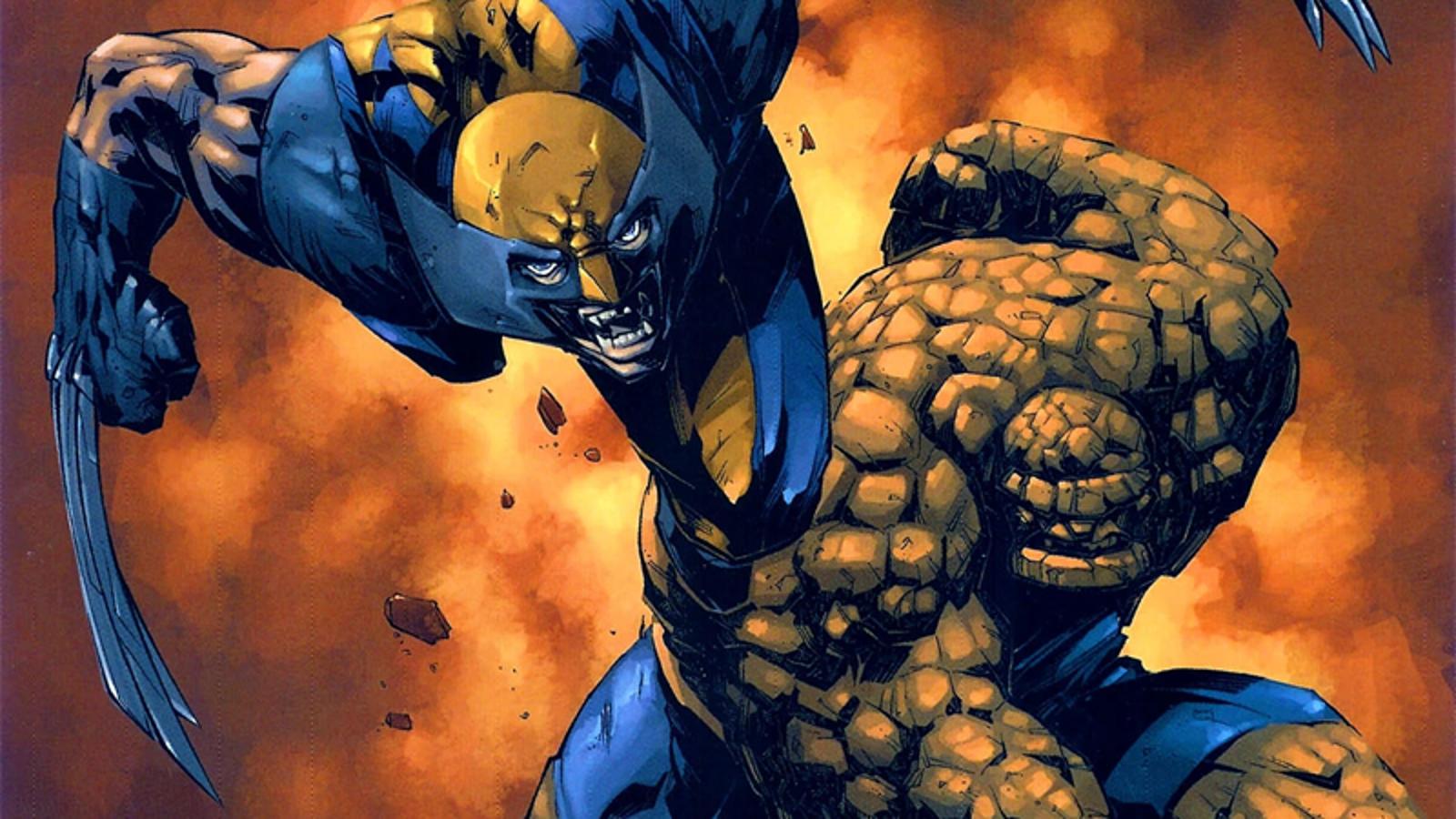 f6198790d2d X-Men vs. Fantastic Four: Details About Movie That Never Was