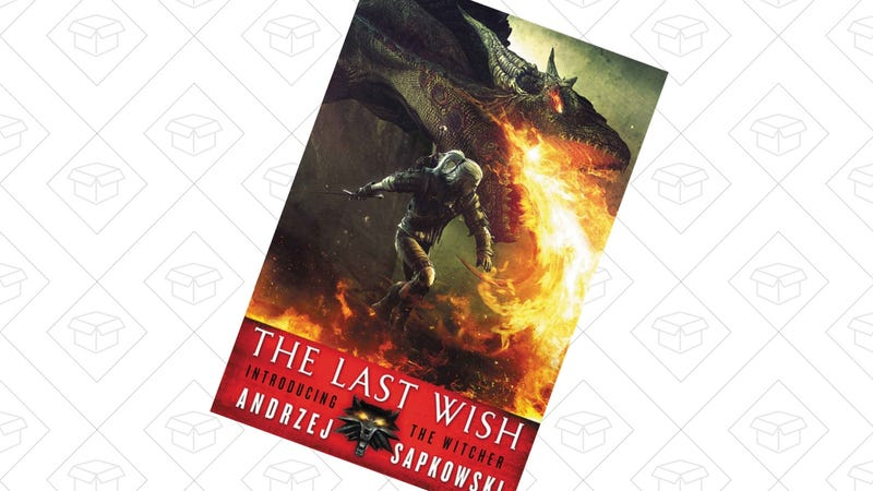 The Last Wish: Introducing The Witcher [Kindle], $3