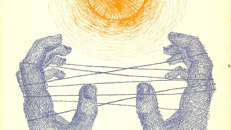 Illustration for article titled The Real-Life Scientist Who Inspired Kurt Vonnegut's Cat's Cradle