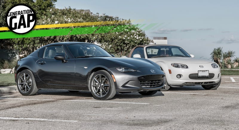 Here S How The Newest Mazda Miata Really Compares To The Old One