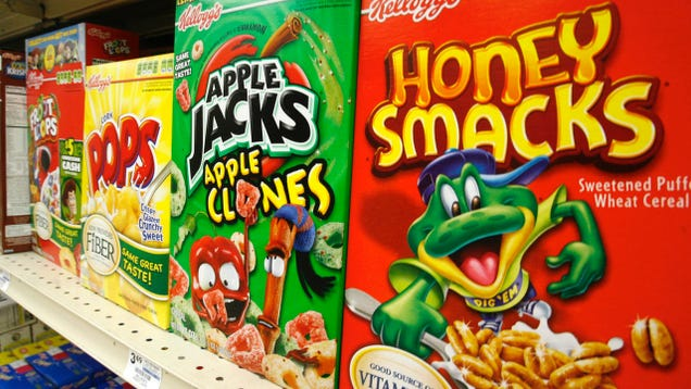 Honey Smacks Cereal Added to the Growing List of Shit That Might ...