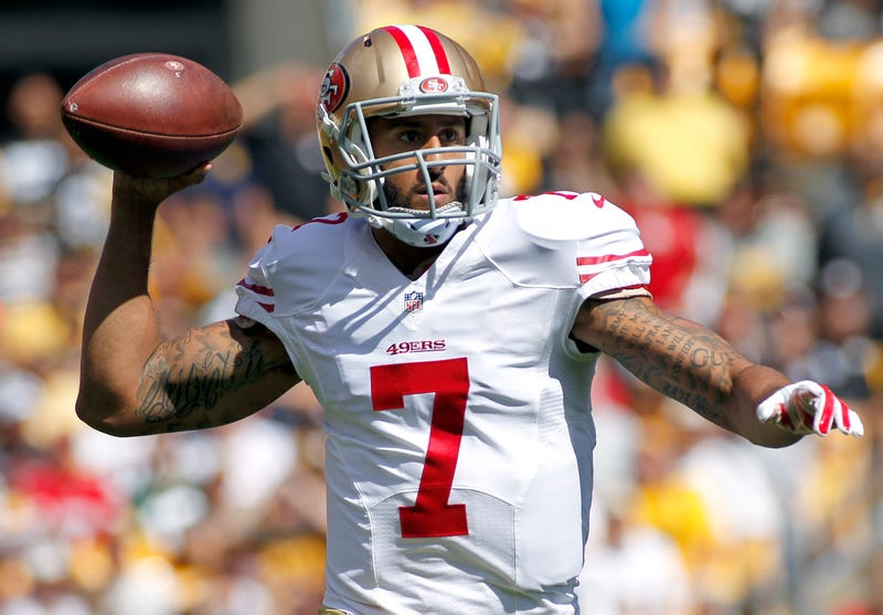Illustration for article titled Colin Kaepernick's Collusion Case Just Proved NFL Teams Believed He Was Good Enough to Start, so Why Doesn't He Have a Job?
