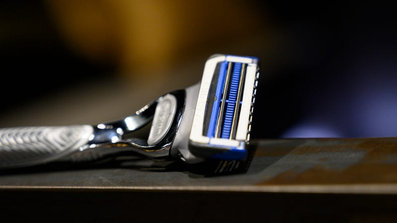 Illustration for article titled Gillette's Latest Innovation Is Removing Blades From Razors
