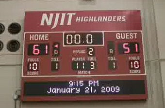 Illustration for article titled Break Up The Highlanders! NJIT Wins!