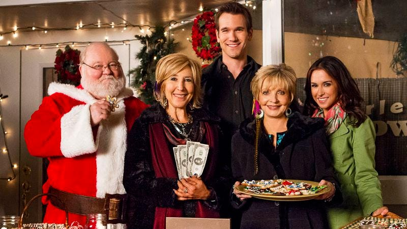 The Hallmark Channel's Countdown To Christmas movie event is a ...