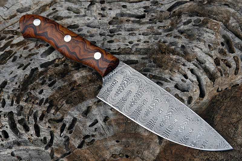 A Beginners Guide To Buying Custom Kitchen Knives