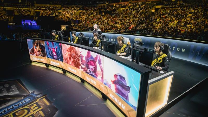 Image credit: LoL Esports/Flickr
