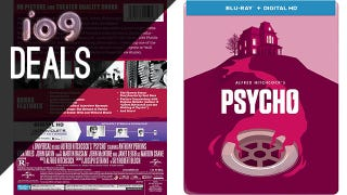 Illustration for article titled Psycho Gets the Blu-ray It Deserves, Your New Blender, and More Deals