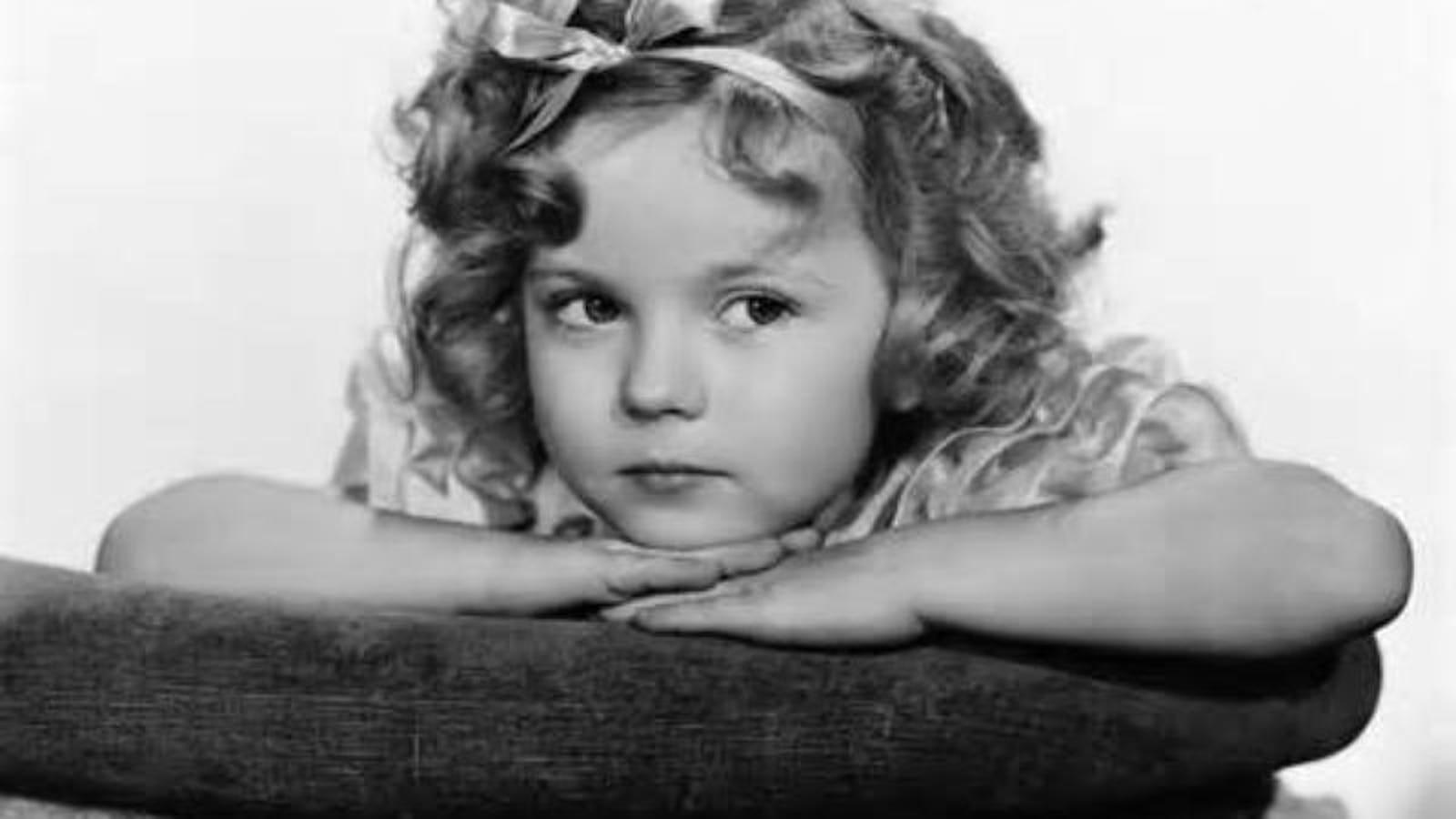Rip Shirley Temple Black