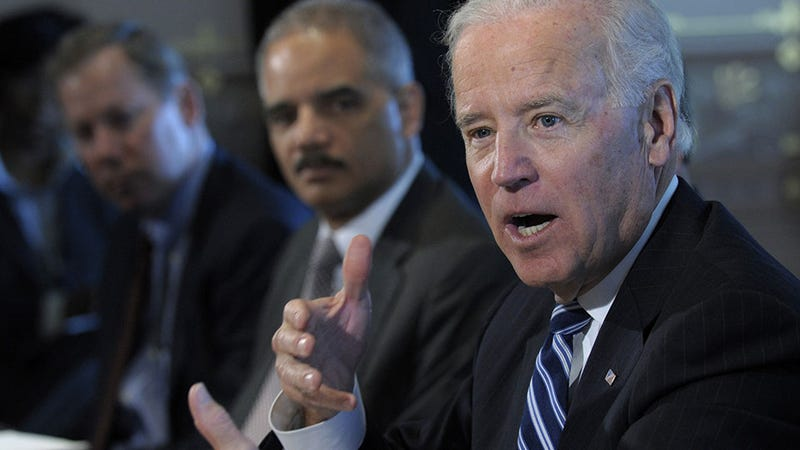 Illustration for article titled This Friday, Joe Biden Will Talk School Shootings With The Video Game Industry