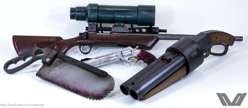 Illustration for article titled They Look Real, But These Are Actually Just Amazing Team Fortress 2  Props