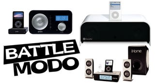 Illustration for article titled iHome iH52 vs. XtremeMac Tango vs. Eton Sound 100 iPod