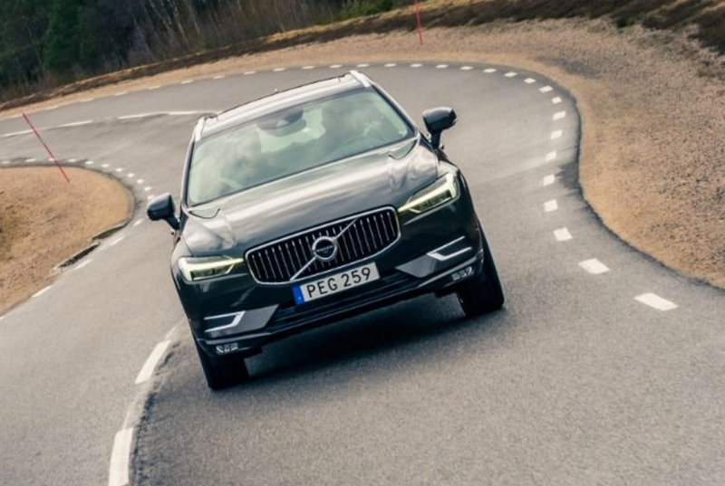 Illustration for article titled New XC60 Released