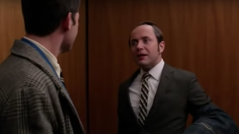 """Illustration for article titled Vincent Kartheiser quotes Mad Men's """"Not Great, Bob!"""" just like the rest of us"""