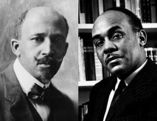 W.E.B. Du Bois, Ralph EllisonWikimedia Commons