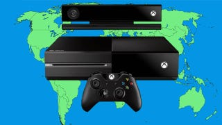 Illustration for article titled XBox One Will Only Work in 21 Countries at Launch