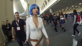 10 Hours Walking Around Comic-Con as a Female Cosplayer