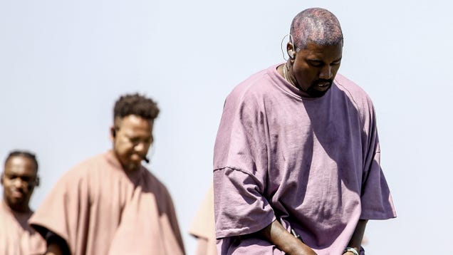 Kanye finally blesses us with Jesus Is King