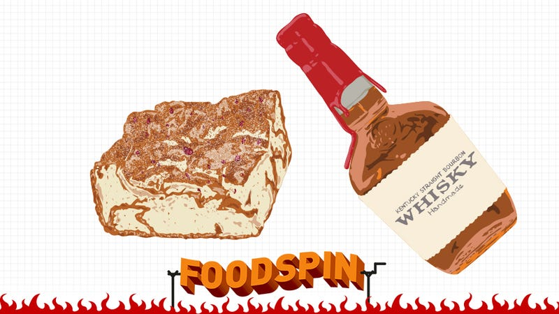 Illustration for article titled How To Make Bourbon Bread Pudding While Also Making Yourself Drunk