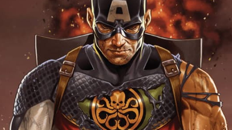 Your Guide to Steve Rogers' Terrible, Horrible, No Good, Very Evil Year