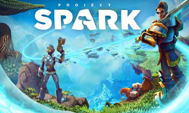 Illustration for article titled Microsoft Kills Project Spark