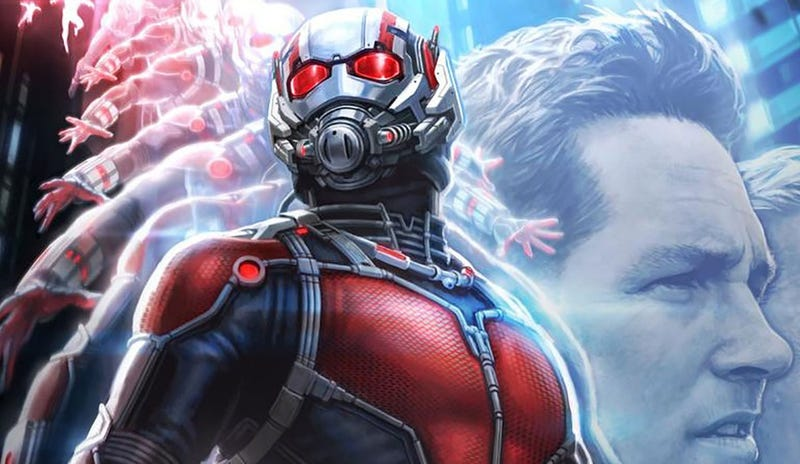 Illustration for article titled Marvel relata la historia de Ant-Man usando únicamente tweets