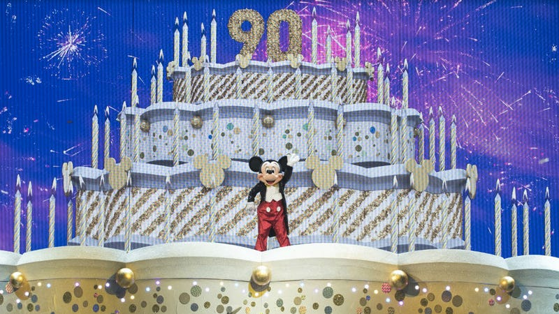 Mickey Mouse is about to go HAM on a new ABC special.