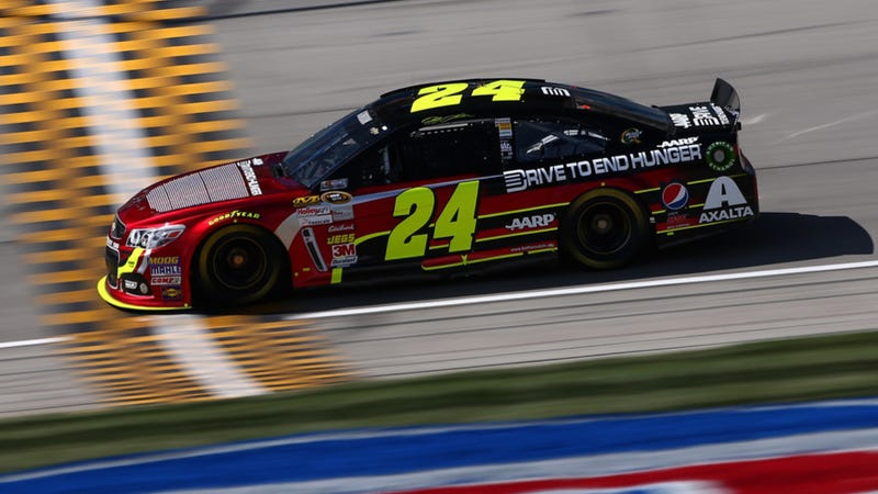 Illustration for article titled NASCAR Goes Nuts, Adds Jeff Gordon To Playoffs Six Days After Race