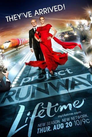 Illustration for article titled Project Runway Liveblog Tonight!