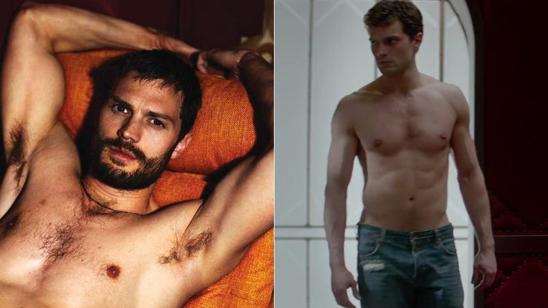 Illustration for article titled Fifty Shades' Real Problem: Jamie Dornan Is Hotter Than Christian Grey