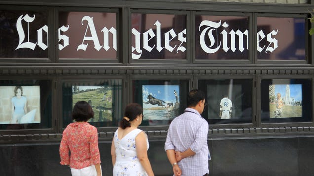 Cyberattack Hits U.S. Newspapers, Delaying Printing and Deliveries