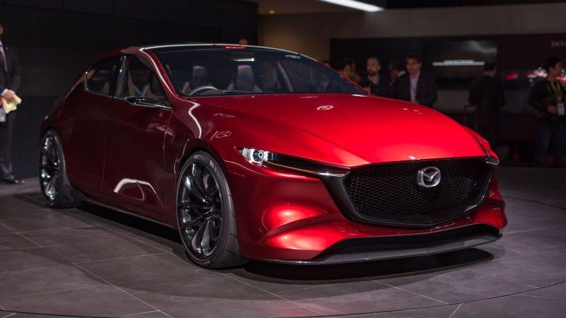 Illustration for article titled Mazda trabaja en un motor de gasolina que será tan limpio como un coche eléctrico
