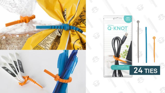 Your Journey to a Clean, Tangle-Free Life Starts With These $5 Cable Ties