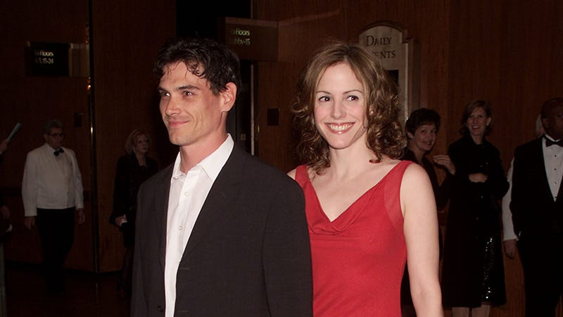 Former boyfriend and girlfriend: Billy Crudup and Mary-Louise Parker