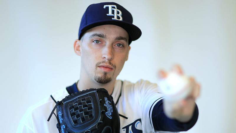 Illustration for article titled Blake Snell Wants You To Know That The Rays Are Actively Choosing To Underpay Him