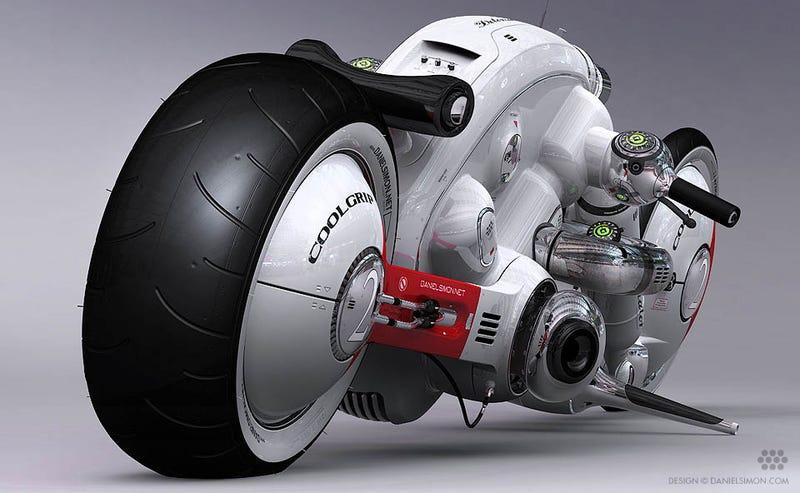 Los increíbles vehículos del futuro a los que querrás subirte