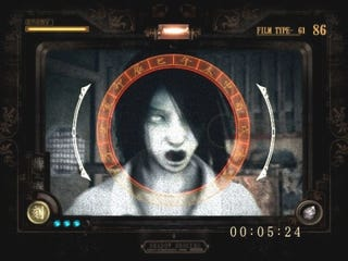 Illustration for article titled What happened to Fatal Frame 4 At E3?