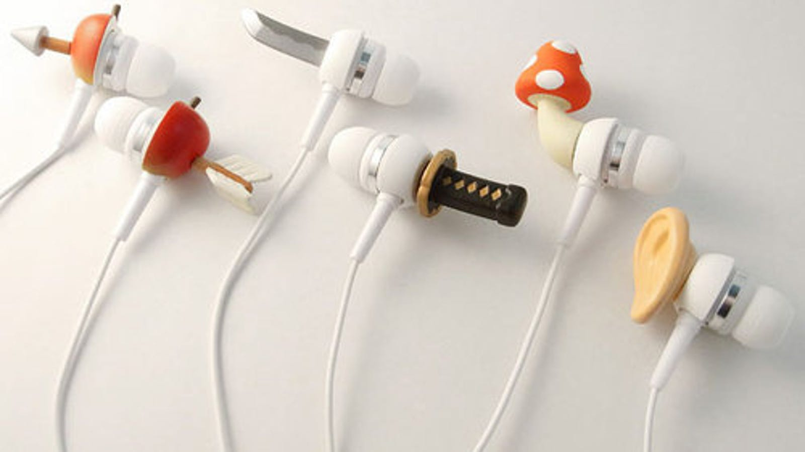 ear buds antigraphing