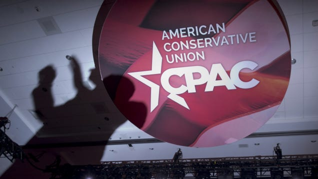 Facebook Sponsors CPAC, Which Sucks And Is Bad