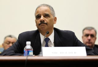 Illustration for article titled What Will Eric Holder Say on Voting Rights?