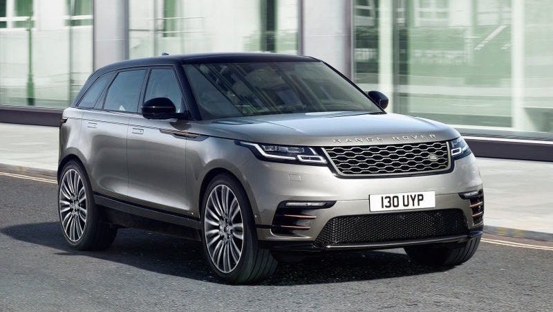Illustration for article titled Land Rover Is Going To Make A Car: Report