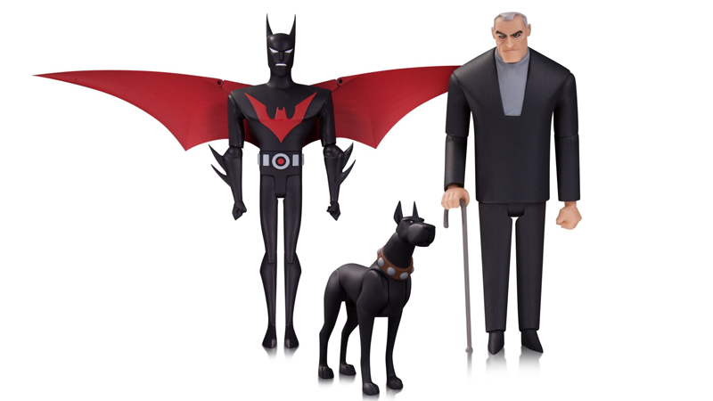 All the Awesome DC Comics Toys of Toy Fair 2016