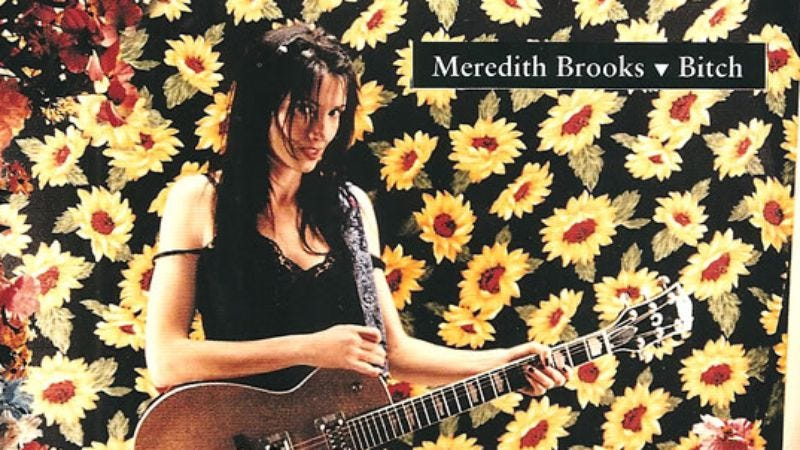 Meredith Brooks (Screenshot: Amazon)