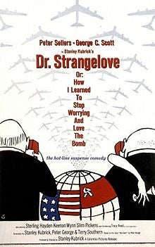 Illustration for article titled 1-Star Movie Reviews: Dr. Strangelove