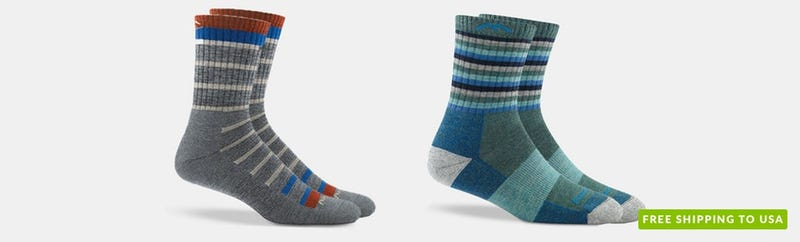 Darn Tough Micro Crew Cushion Hike Socks | Massdrop