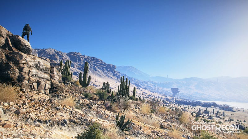 Illustration for article titled Ghost Recon Wildlands Announced, Is Open-World