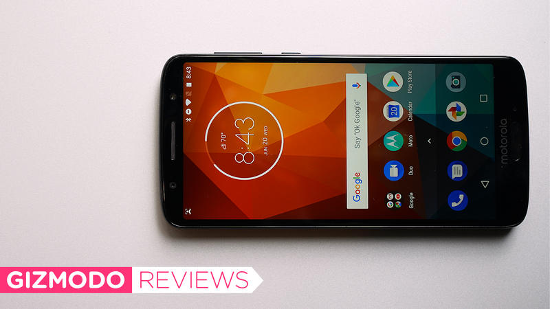 Motorola G6 Review: Proof That a $250 Phone Doesn't Have to Suck