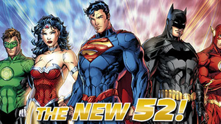 New Reader Friendly Comics - DC